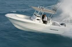 2010 - Triumph Boats - 235 CC