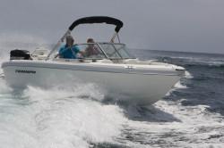 2011 - Triumph Boats - 191 FS