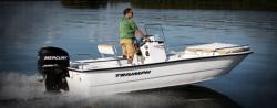 2012 - Triumph Boats - 1700 Skiff