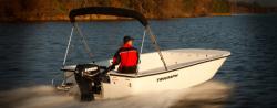 2012 - Triumph Boats - 1700 Skiff Tiller