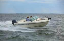 2013 - Triumph Boats - 186 Sportsman FS