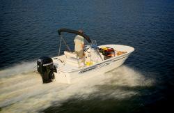 2013 - Triumph Boats - 1700 Skiff CC