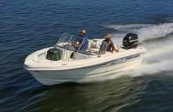 2014 - Triumph Boats - 186 Sportsman DC