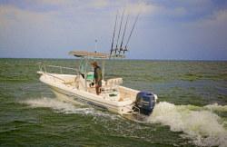2015 - Triumph Boats - 215 CC