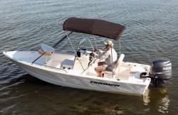 2015 - Triumph Boats - 170 Center Console