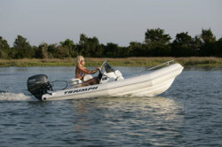Triumph Boats 120 CC Center Console Boat