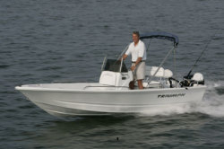 Triumph Boats 170 CC Center Console Boat