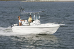 Triumph Boats 195 CC Center Console Boat