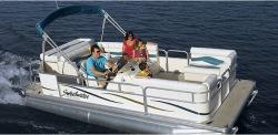 2009 - Tuscany Pontoon Boats - SWT1880 RE