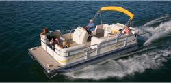 2009 - Tuscany Pontoon Boats - SWT2086 RE
