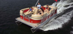 2010 - Tuscany Pontoon Boats - SW 1880