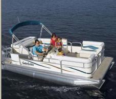 Godfrey Marine SWT1880 RE Pontoon Boat