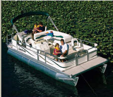 Godfrey Marine SWT2086 FC Pontoon Boat