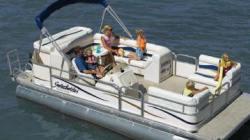 Godfrey Marine SWT2086 RE Pontoon Boat