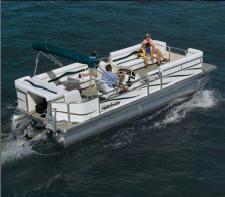 Godfrey Marine SWT2486 RE Pontoon Boat