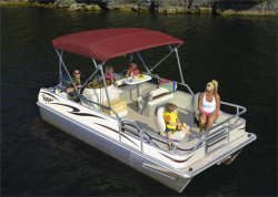 Voyager Boats - 18 Venture Fish