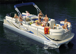 2011 - Voyager Boats - 25- Extreme Cruise Express SL