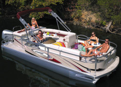 2011 - Voyager Boats - 25- Extreme Cruise Express