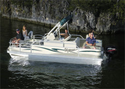 2011 - Voyager Boats - 20- Sport Supreme Fish