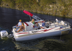 2011 - Voyager Boats - 22- Sport Supreme Fish Deluxe