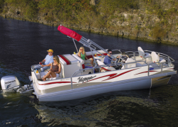 2011 - Voyager Boats - 20- Sport Supreme Fish Deluxe