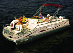 2011 - Voyager Boats - 25- Super FishCruise