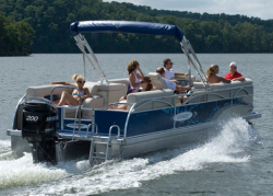 2012 - Voyager Boats - 25- Extreme Cruise Express SL