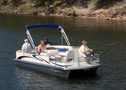 2012 - Voyager Boats - 22- Sport Fish Deluxe