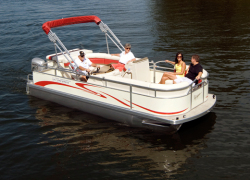 2012 - Voyager Boats - 20- Sport Cruise Deluxe