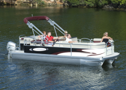 2012 - Voyager Boats - 22- Express TripleCrown CR