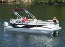 2012 - Voyager Boats - 22- Express TripleCrown