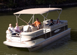 2012 - Voyager Boats - 22- Super Cruise