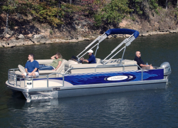 2012 - Voyager Boats - 25- Super Fish  Cruise