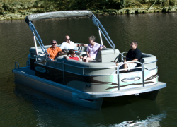 2012 - Voyager Boats - 25- Super Cruise