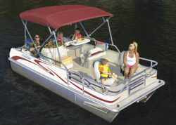 2015 - Voyager Boats - 18- Venture Fish