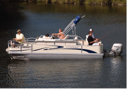 2015 - Voyager Boats - 20- Sport Fish Deluxe
