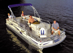 Voyager 22 Express Center Console Fish Boat