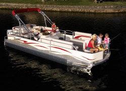 Voyager 22 Sport Fish  Cruise Supreme Pontoon Boat