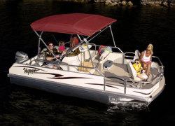 Voyager 16 Venture Fish Pontoon Boat
