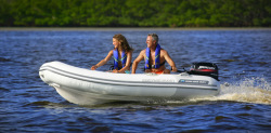 2009 - Walker Bay Boats - Genesis RTD 270