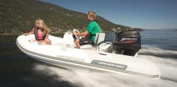 2009 - Walker Bay Boats - Genesis Console Rib Deluxe 340