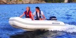 2012 - Walker Bay Boats - Odyssey Air Floor 270