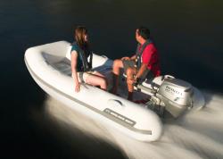2013 - Walker Bay Boats - 340FTD