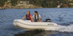 Walker Bay Boats 340 Air Floor Boat