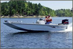 2009 - War Eagle Boats - 21 Coastal Tomahawk