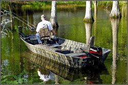 2009 - War Eagle Boats - 542 FLD