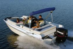 2009 - War Eagle Boats - Deck Boat