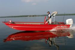 2009 - War Eagle Boats - 2372 LDSV