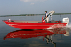 2009 - War Eagle Boats - 2372 LDBR