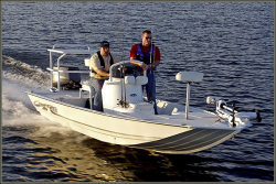 2011 - War Eagle Boats - 19 Coastal Tomahawk
